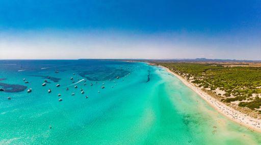 Am schönsten Strand von Mallorca? 🤩