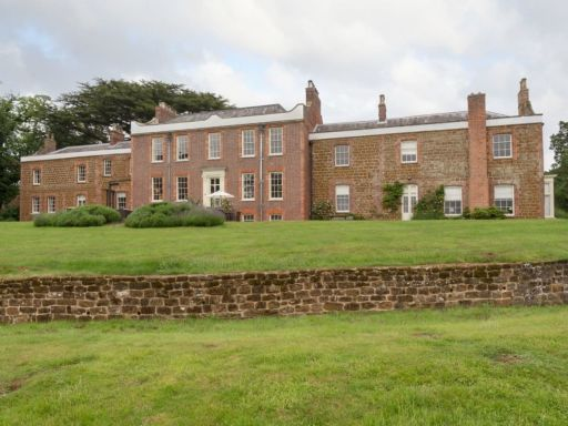 Check out this massive country house in Norfolk that you can stay in!