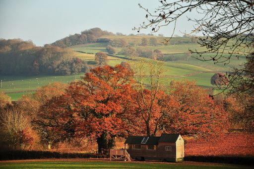 Stunning cabin in Herefordshire 2nt stay