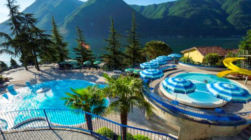 Check dit fancy resort in Italië!