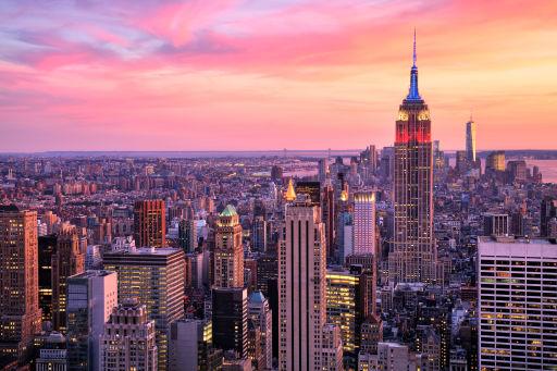 4nts New York City break with direct flights & hotel