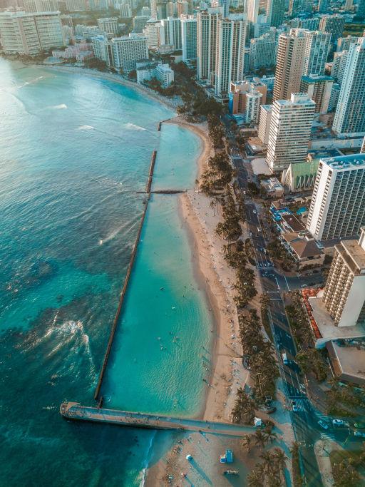 Astoundingly Low Rates on Waikiki Beach Vacations
