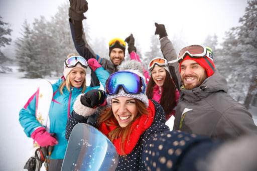 ⛷5nt Austrian chalet stay inc ski pass, sleeps 6