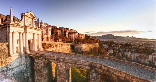 City Break w Bergamo