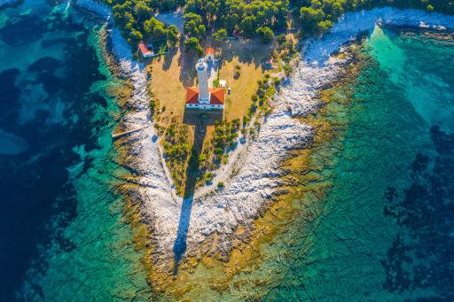 Niesamowite wille w Chorwacji!