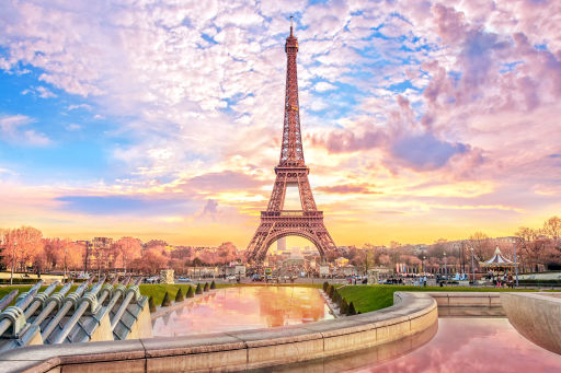 Vuelos directos a París