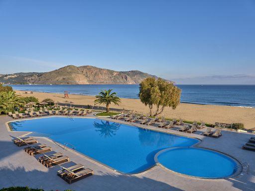 98% Weiterempfehlung: Das vielleicht beste Hotel Kretas?