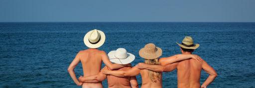 Chorwacja dla naturystów! Glamping z basenem przy samej plaży