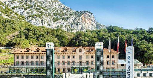 Hotel Balneario 4* en Cantabria, con MEDIA PENSIÓN. 2 noches
