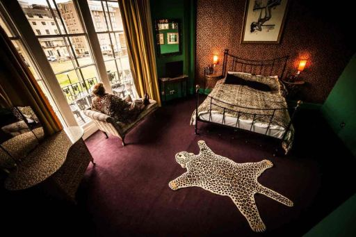 Check out this boutique hotel in Brighton with sex-themed rooms