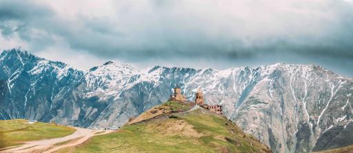 Abenteuer-Roadtrip Georgien: Hidden Places zwischen Kaukasus & Küste