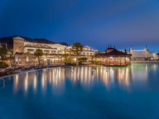 Vacaciones de LUJO en Lanzarote en hotel 5* con desayunos