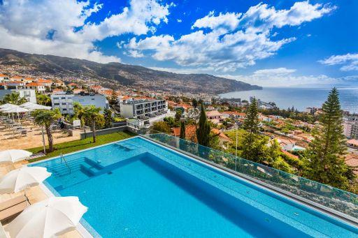 Sunny 4* Madeira getaway