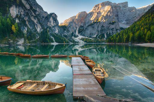 Roadtrip-Abenteuer Italien: Gebirge, Gondeln & Gardasee