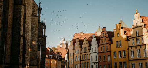 Deutschlands Städte entdecken