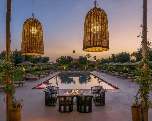 Magnifique hôtel à Marrakech