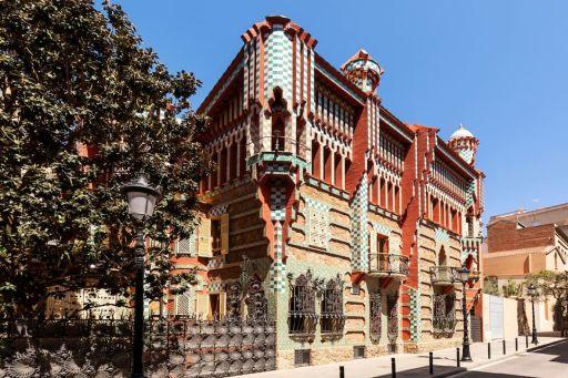 Dormez dans l'une des maisons Gaudí