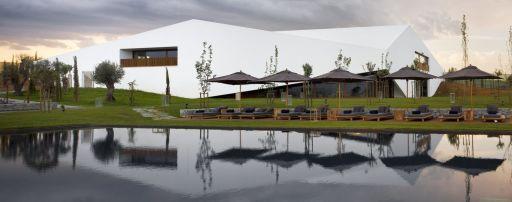 Hôtel au coeur d'un vignoble dans l'Alentejo