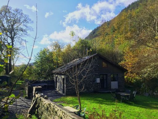 Top-rated Welsh lodge weekend group stay