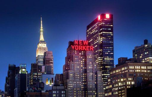 CAPODANNO a NY, offerta volo+hotel New Yorker 4*!