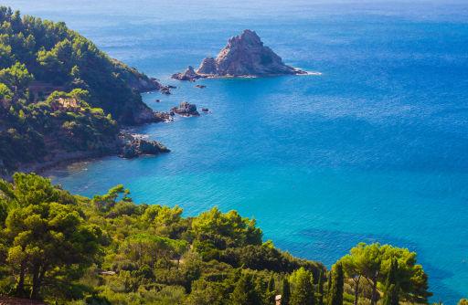 La classifica di Legambiente e Touring Club dei mari più belli d'Italia 2021
