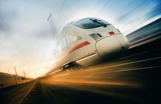 Met de trein naar Berlijn in het weekend