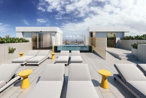 Hôtel 4* design avec rooftop aux Canaries