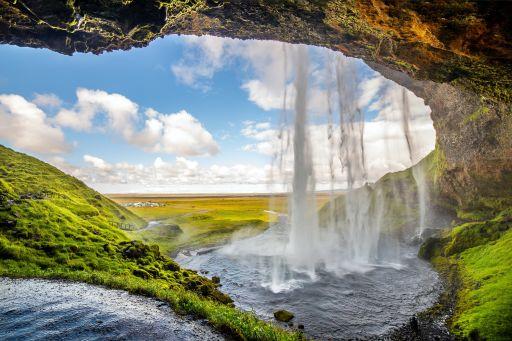 Jusqu'à -30% sur les vols vers l'Islande