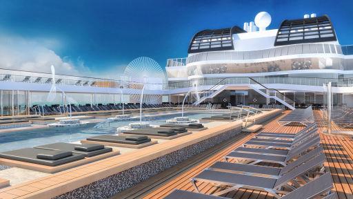 All-inclusive 4nt Liverpool, Greenock & Southampton cruise
