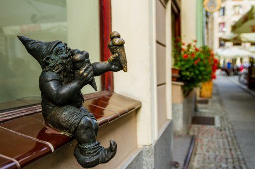 Odkryj sekrety wrocławskich krasnali