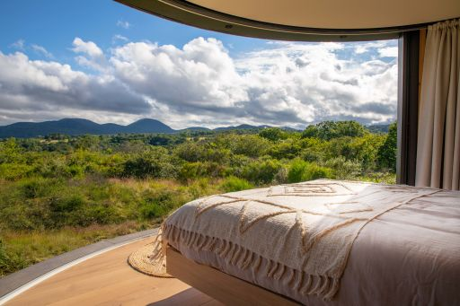 Michelin-Starred Dinner & Overnight Stay Surrounded by 80 Volcanoes, for $1?!