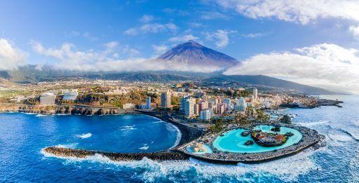 Mezza pensione di lusso a Tenerife, guarda! 😍