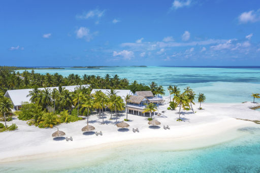 Up to 45% off! All-inc 4* Maldives week w/flights, villa upgrade & transfers