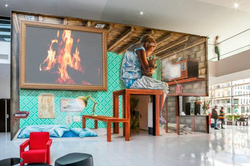 Chillen in het Dutch Design Hotel Artemis