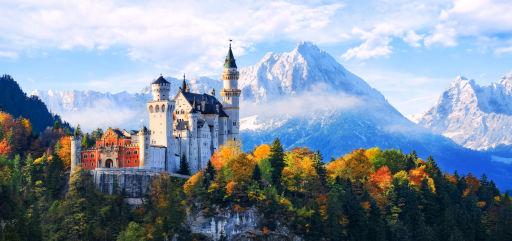 Einmal Schloss Neuschwanstein besuchen?!