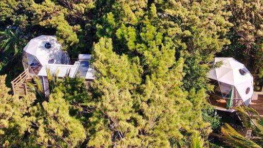 Bubble Dome Village à La Réunion