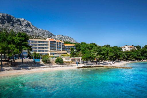 5nt beachfront Croatian holiday w/breakast