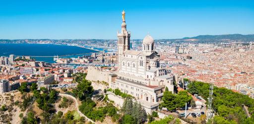 Hôtel 4* au coeur de Marseille