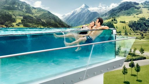 Wellness, Skylinepool & Alpenpanorama 🏔