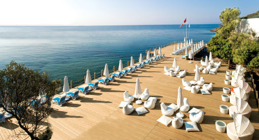 Schick, schicker, PALOMA Pasha Resort