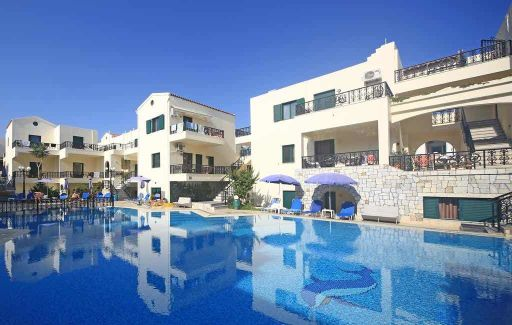 7nts all-inclusive Crete holiday! Includes flights & 4* hotel