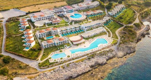 Hôtel 5* en bord de mer à Rhodes
