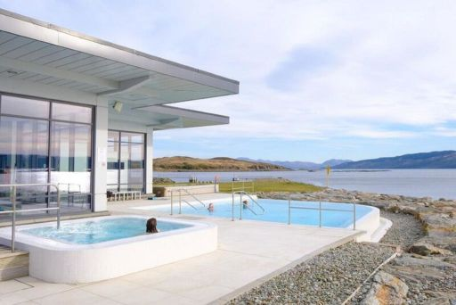 Award-winning 4* spa hotel with Scotland's largest infinity pool