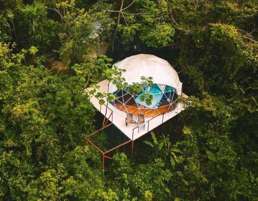 Costa Rica Dome Glamping