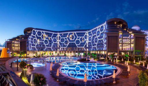 1 Woche Türkei im mega 5° Hotel