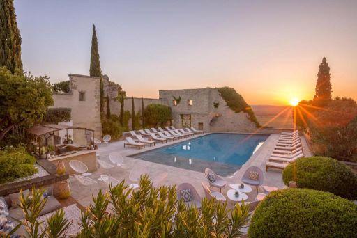 Un des plus beaux hôtels du Gard