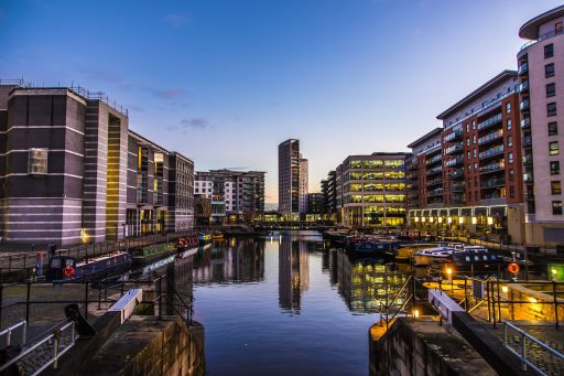 4* Radisson Blu Leeds stay - includes breakfast, late check out & Prosecco!