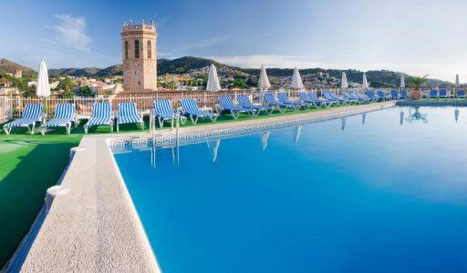 Hotel en Pineda de Mar