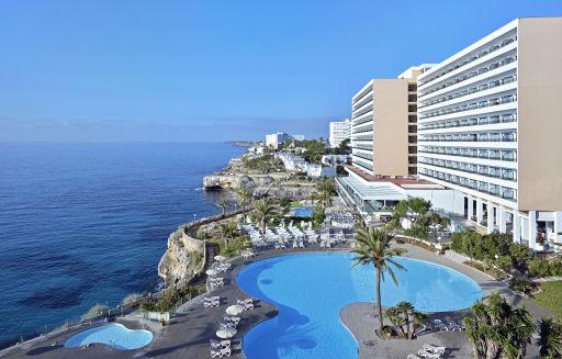 Mallorca ALL INCLUSIVE en habitación con vistas al Mar