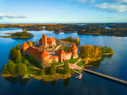 Free Accommodation for Tourists in Lithuania